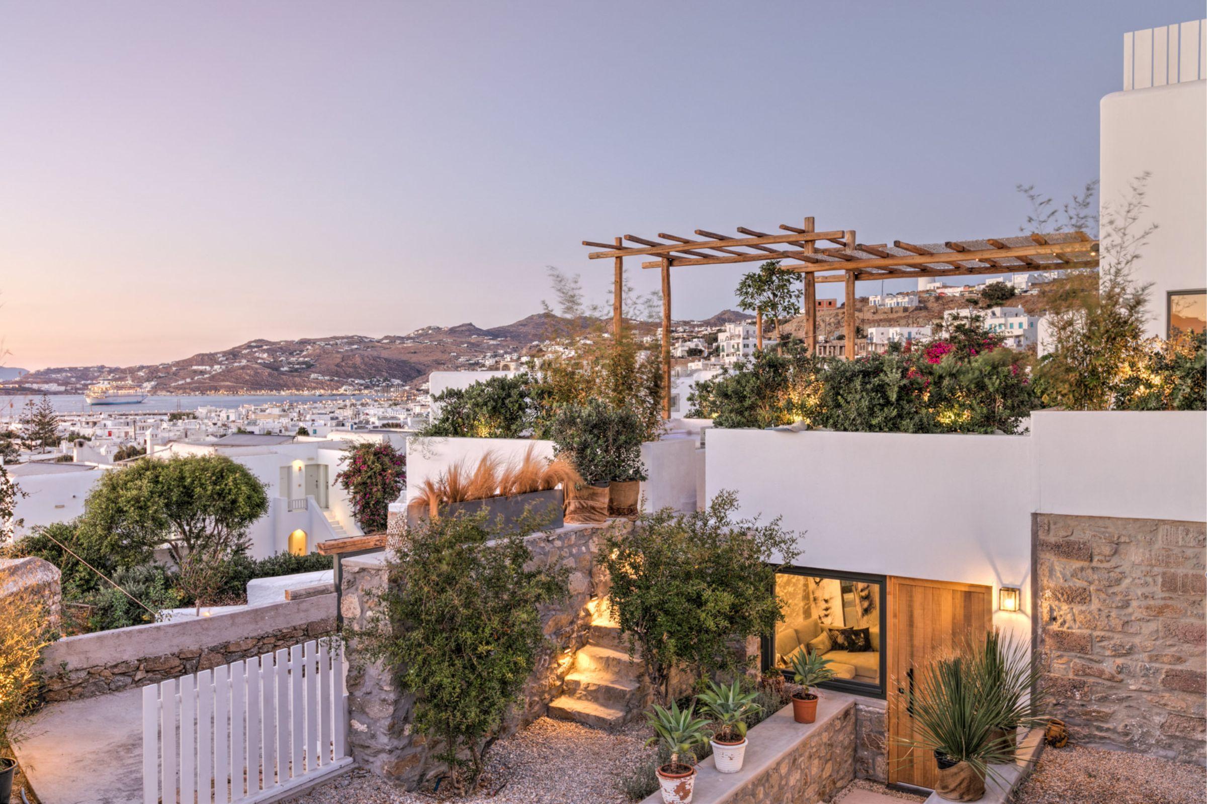 chora villa mykonos