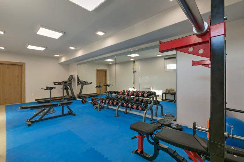 villa aspinal aleomandra gym