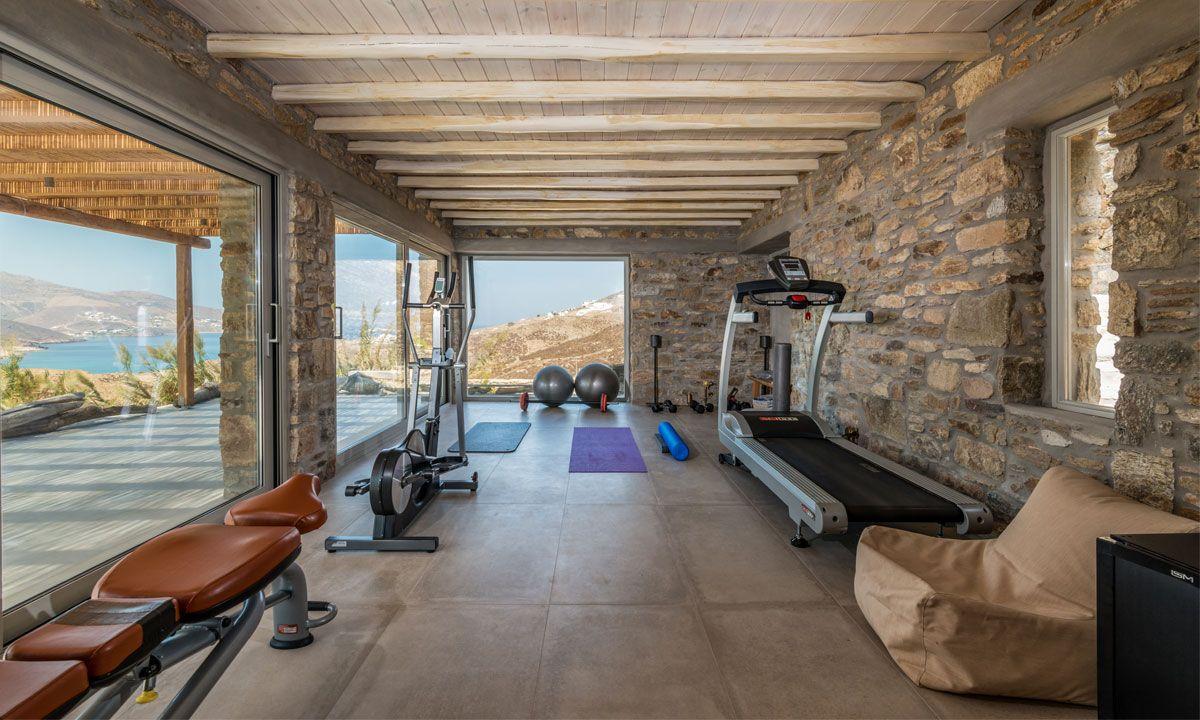 villa ambiente ftelia gym