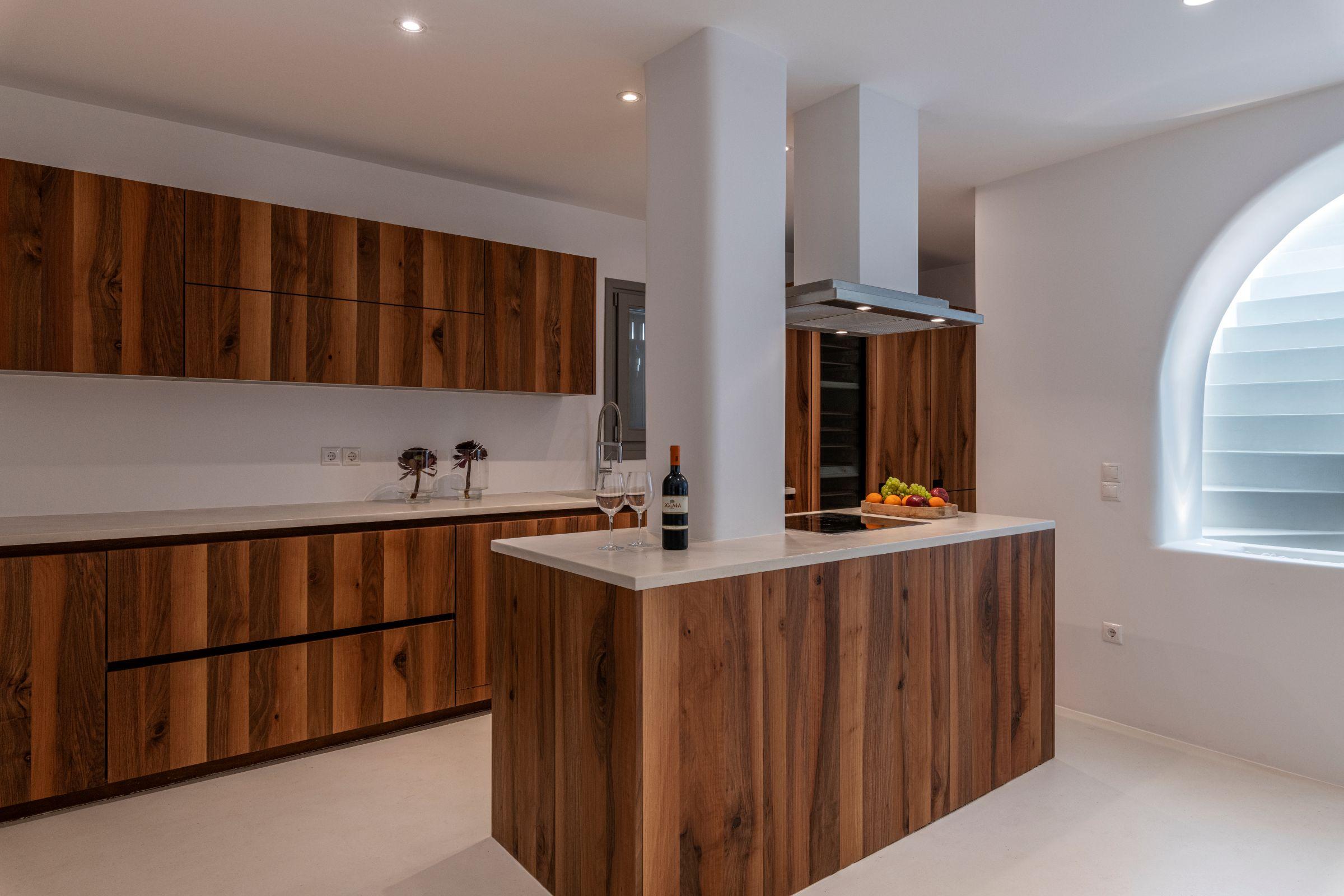 kitchen villa kastro l kanalia