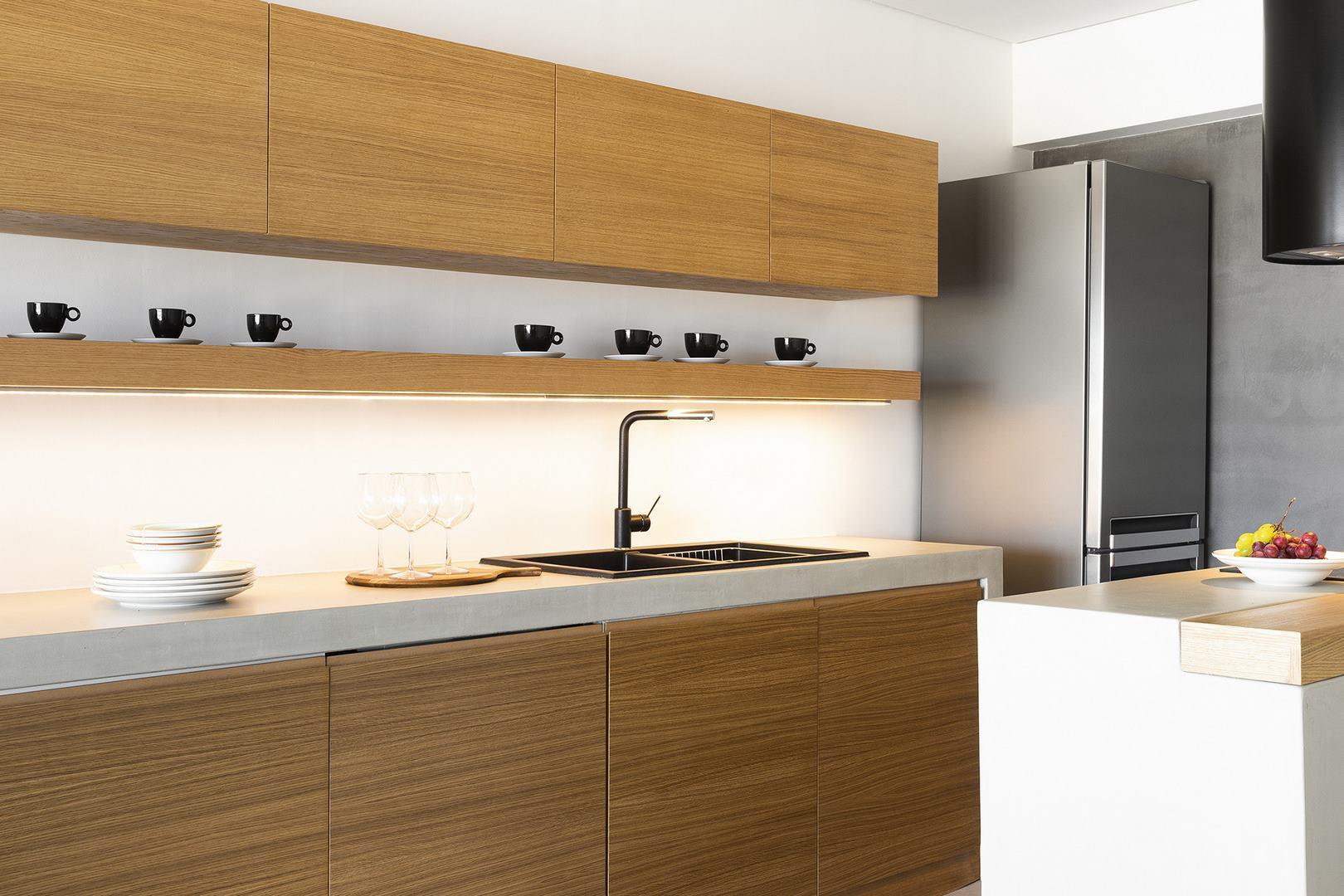 villa aleomandra cove kitchen