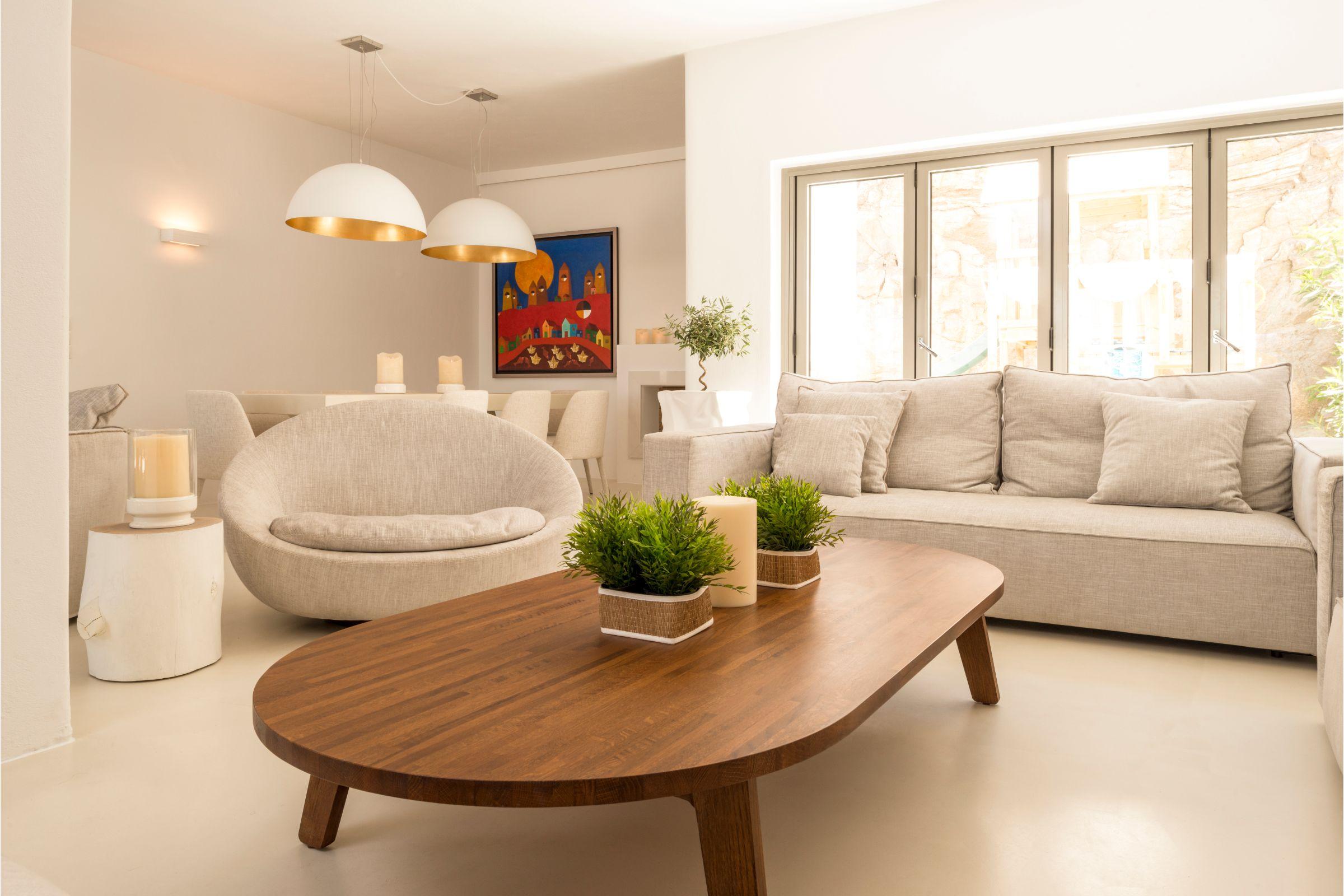 villa kastro l kanalia lounge