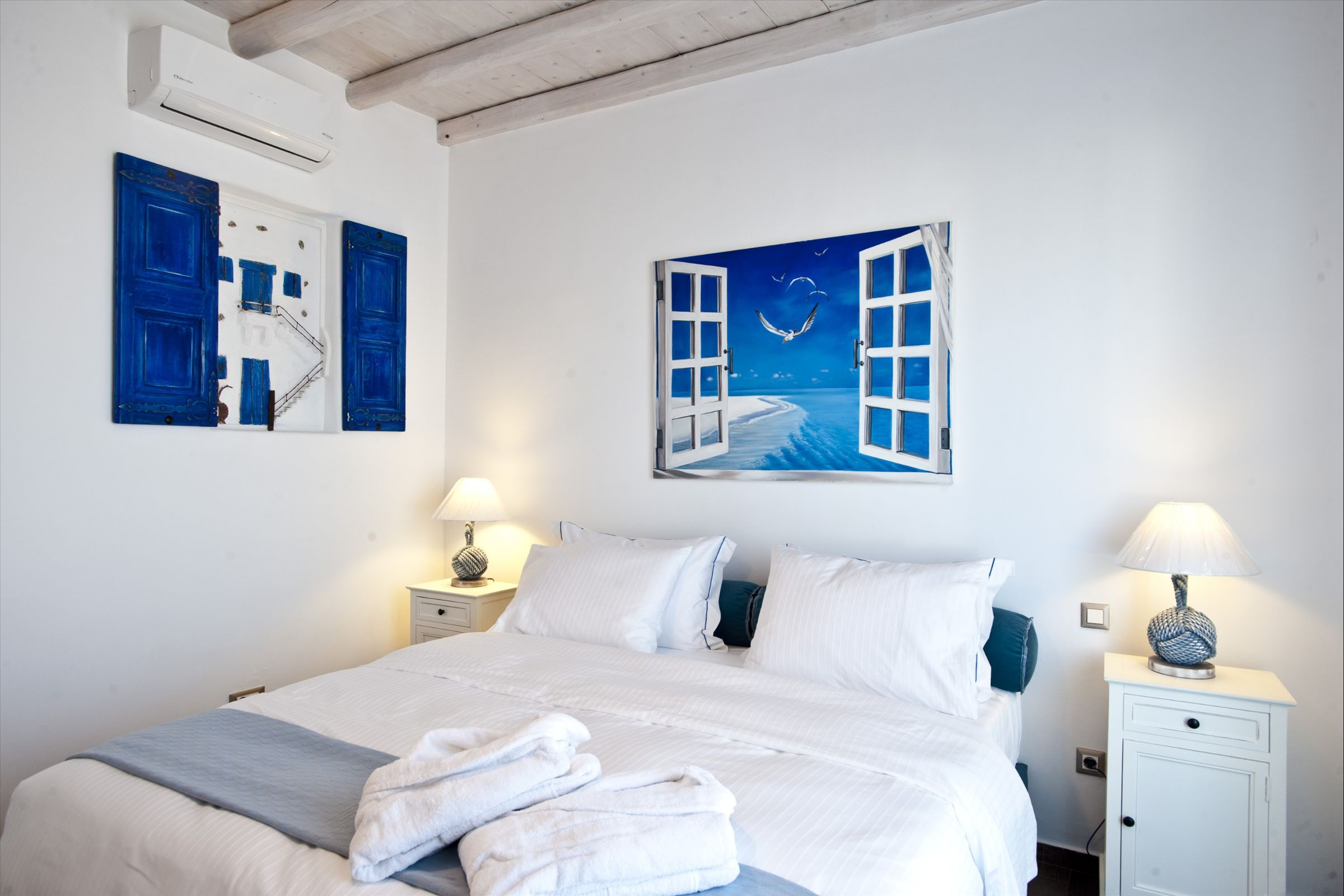 villa mare blu mykonos