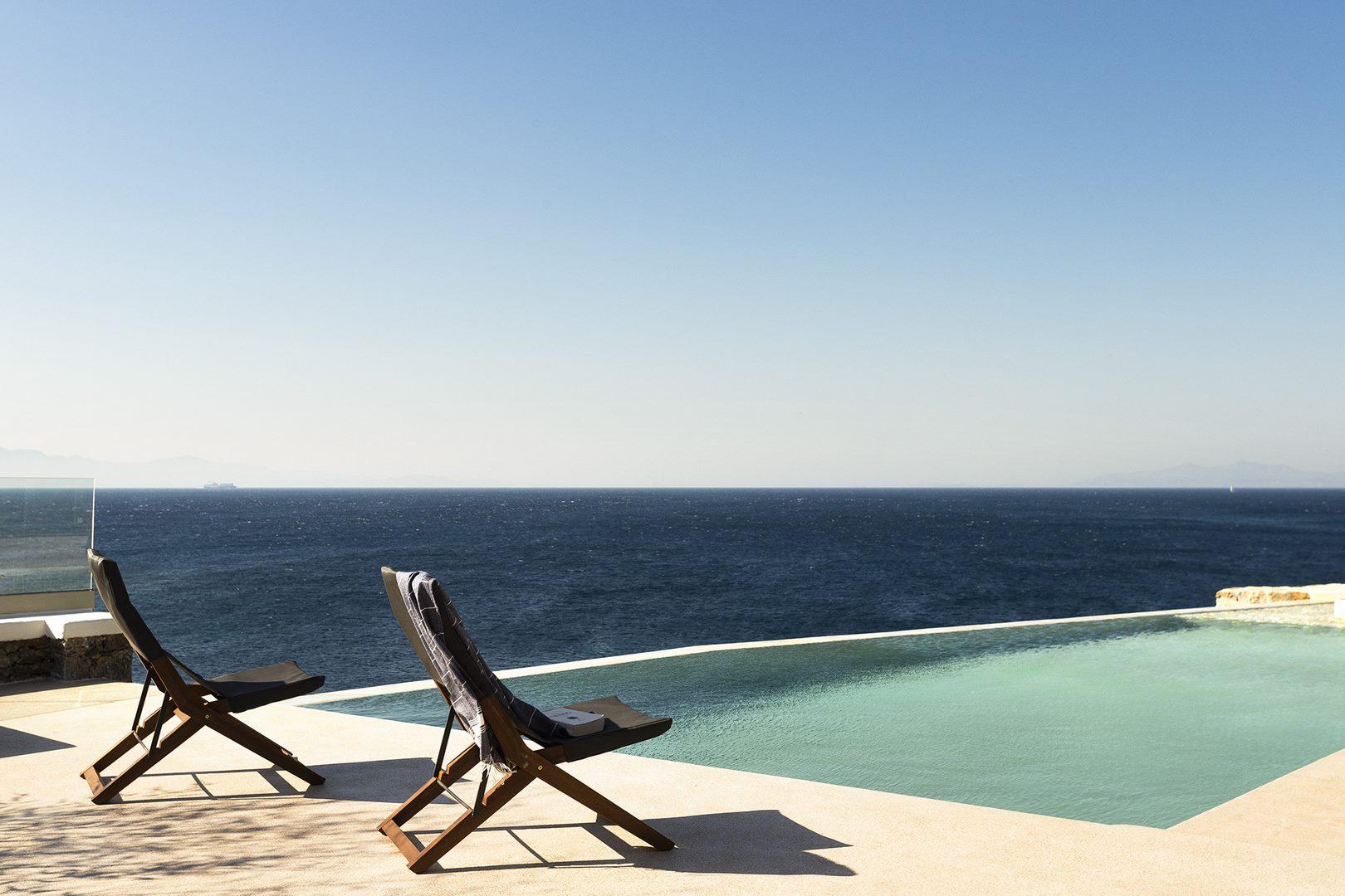 villa aleomandra cove pool