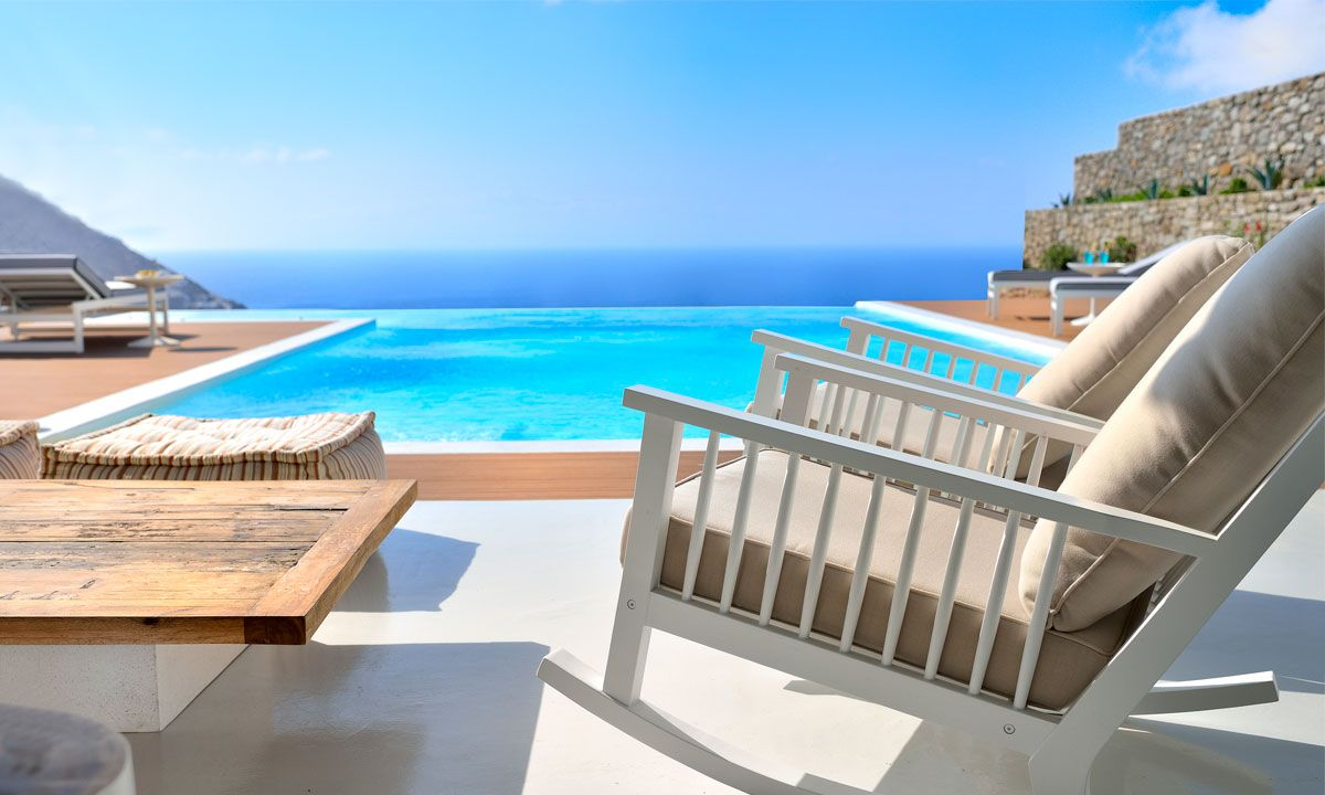 mykonos luxury beach villas