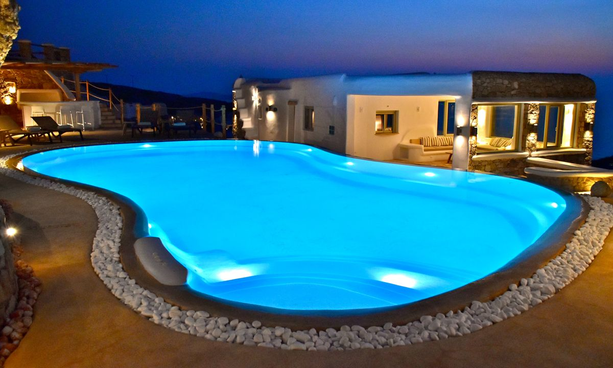pool bar villa patra kanalia