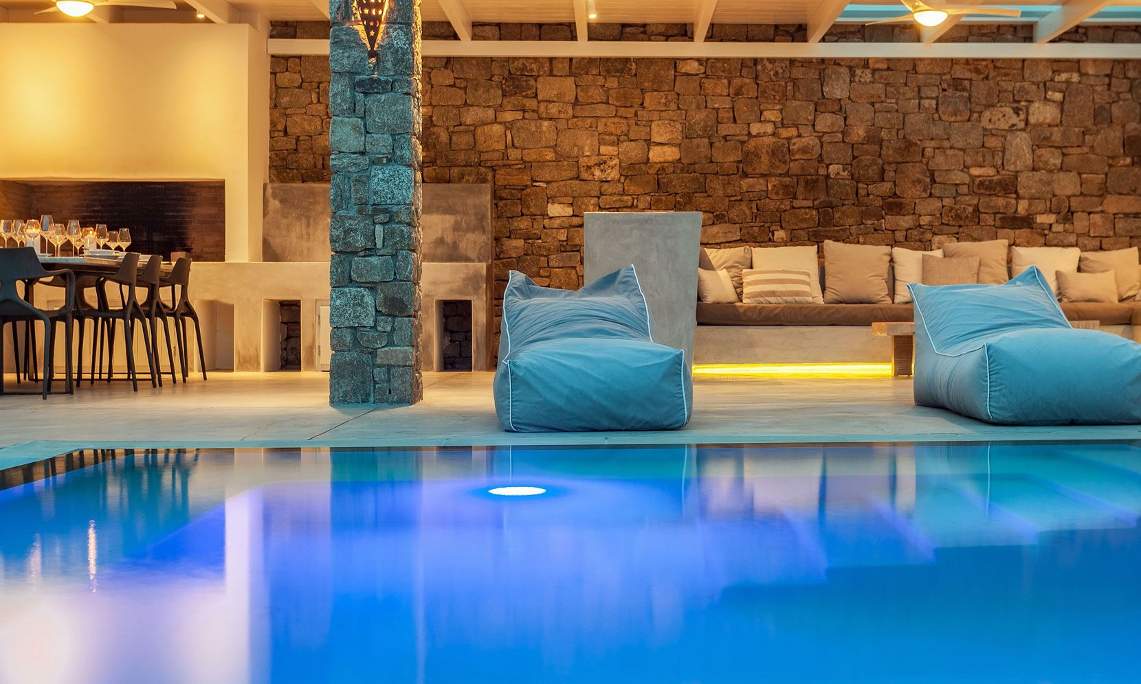 elia beach luxury villa