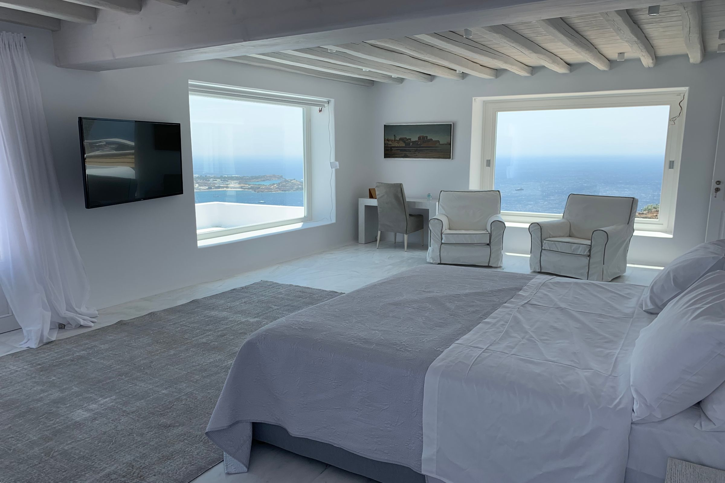 mykonos villas luxury