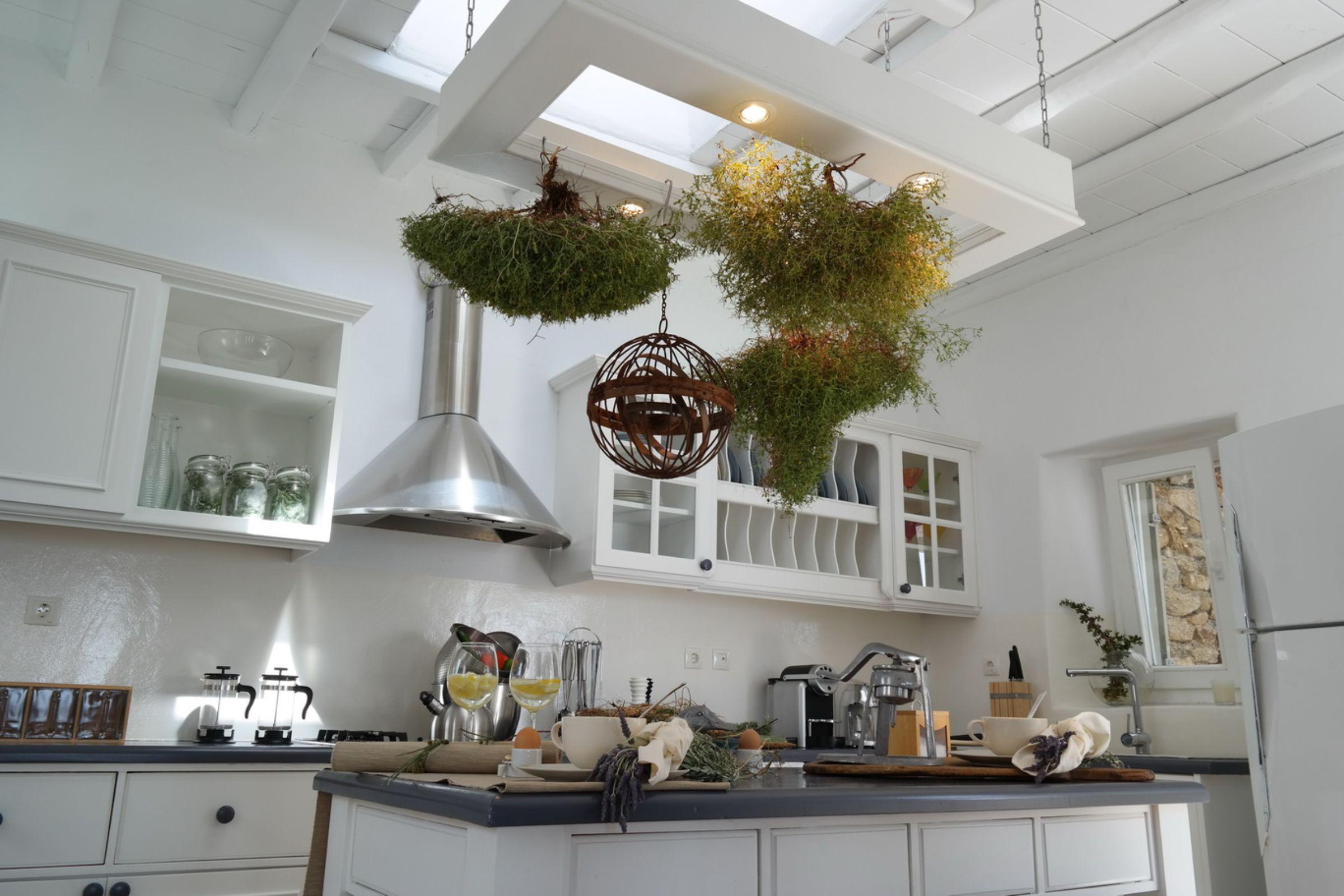 villa agrari rocks kitchen