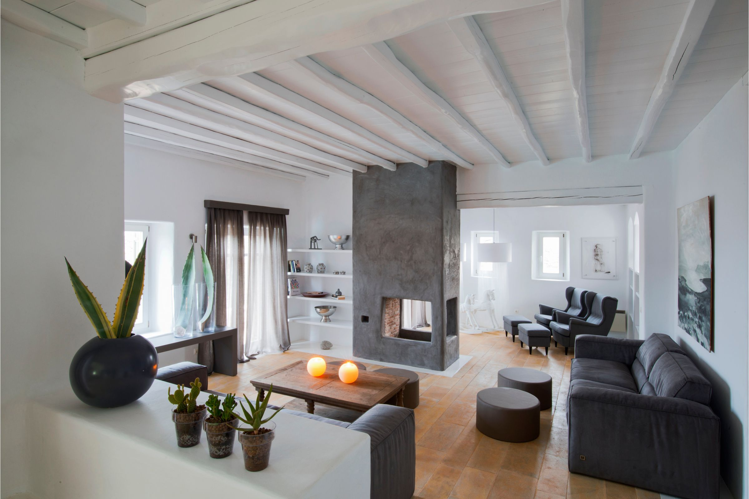 villa agrari rocks lounge