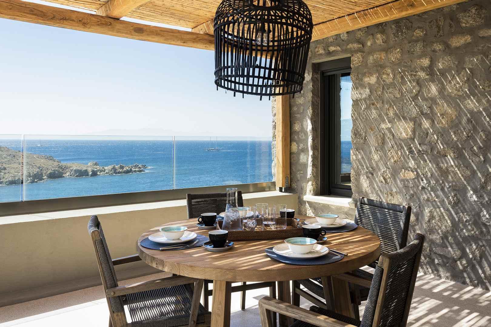 villa aleomandra cove balcony