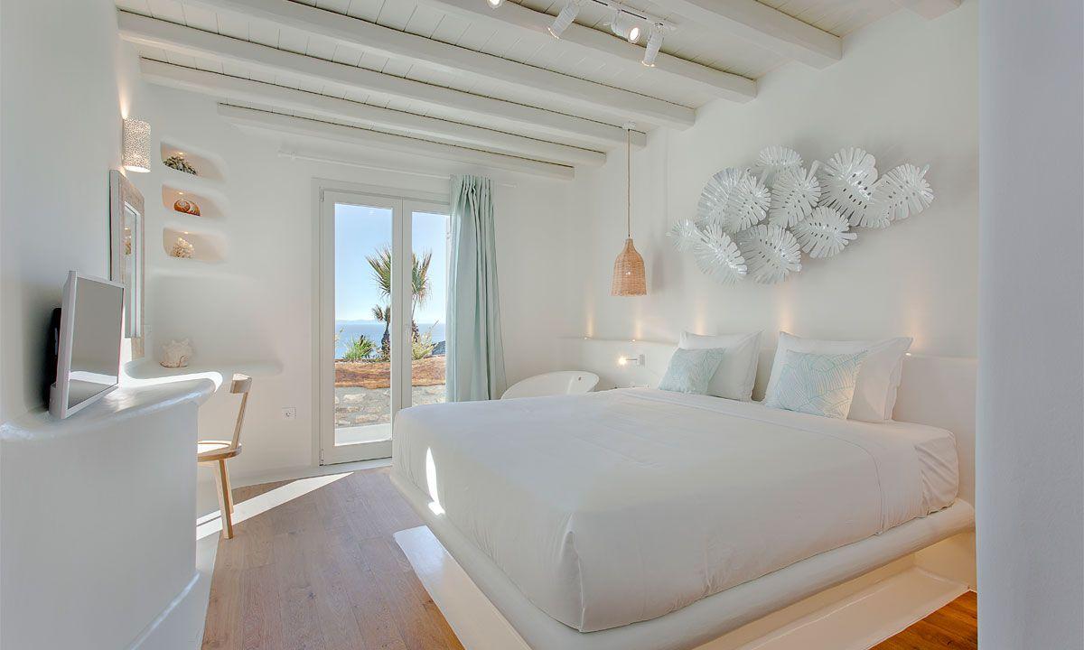 villa alina elia bedroom