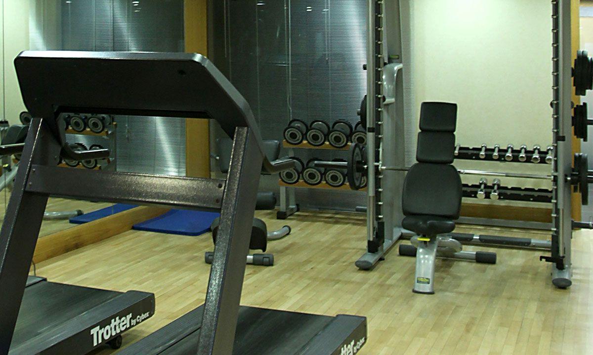 villa alina elia gym
