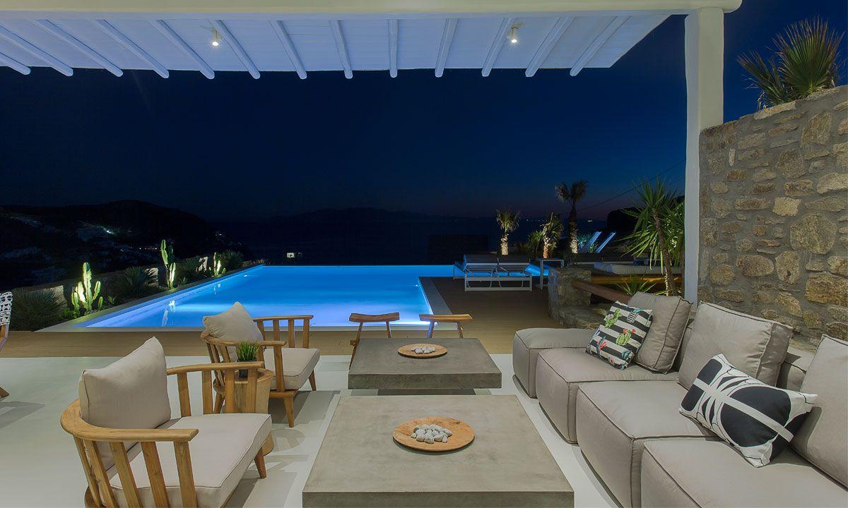 pool villa alina elia