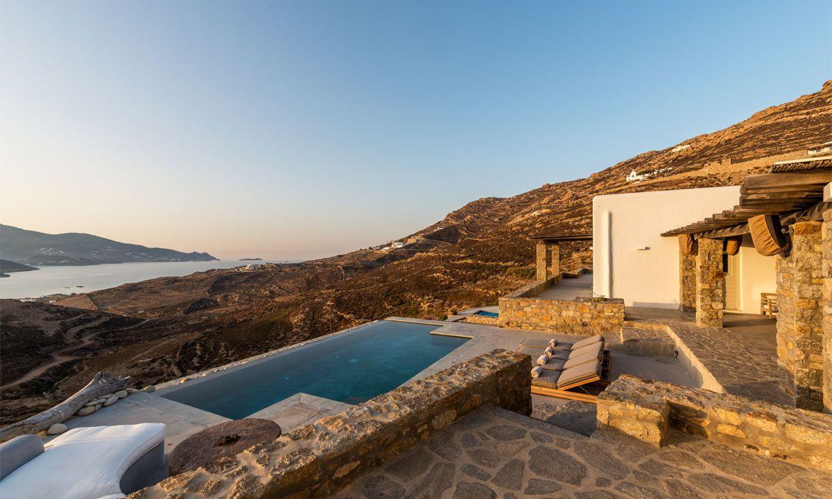 villa ambiente ftelia pool
