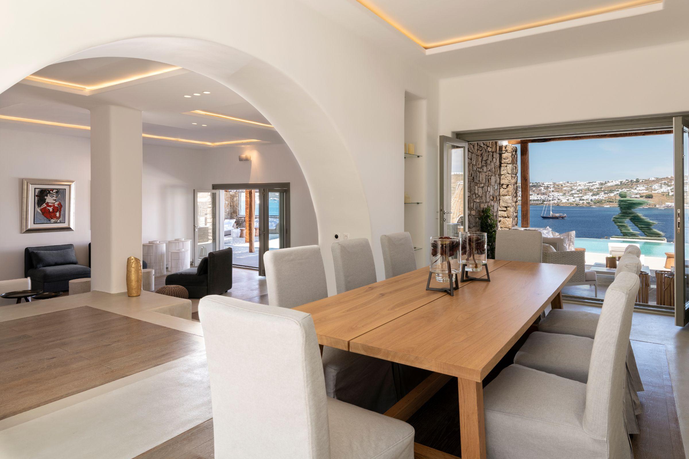 lounge villa kastro 1 kanalia