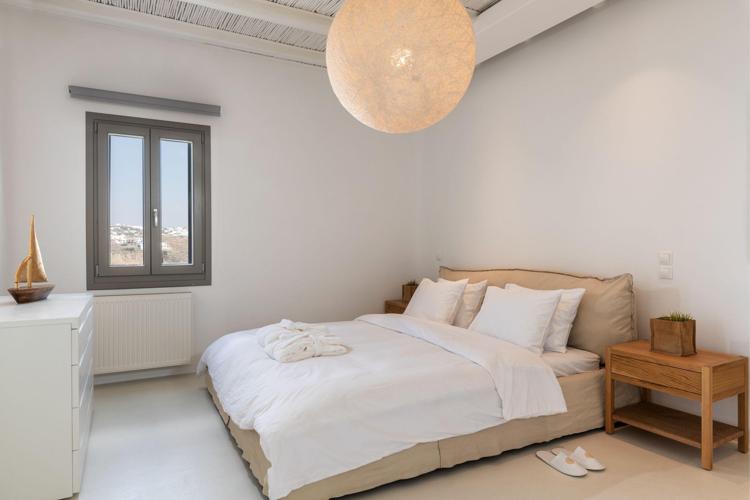 villa kastro l kanalia bedroom