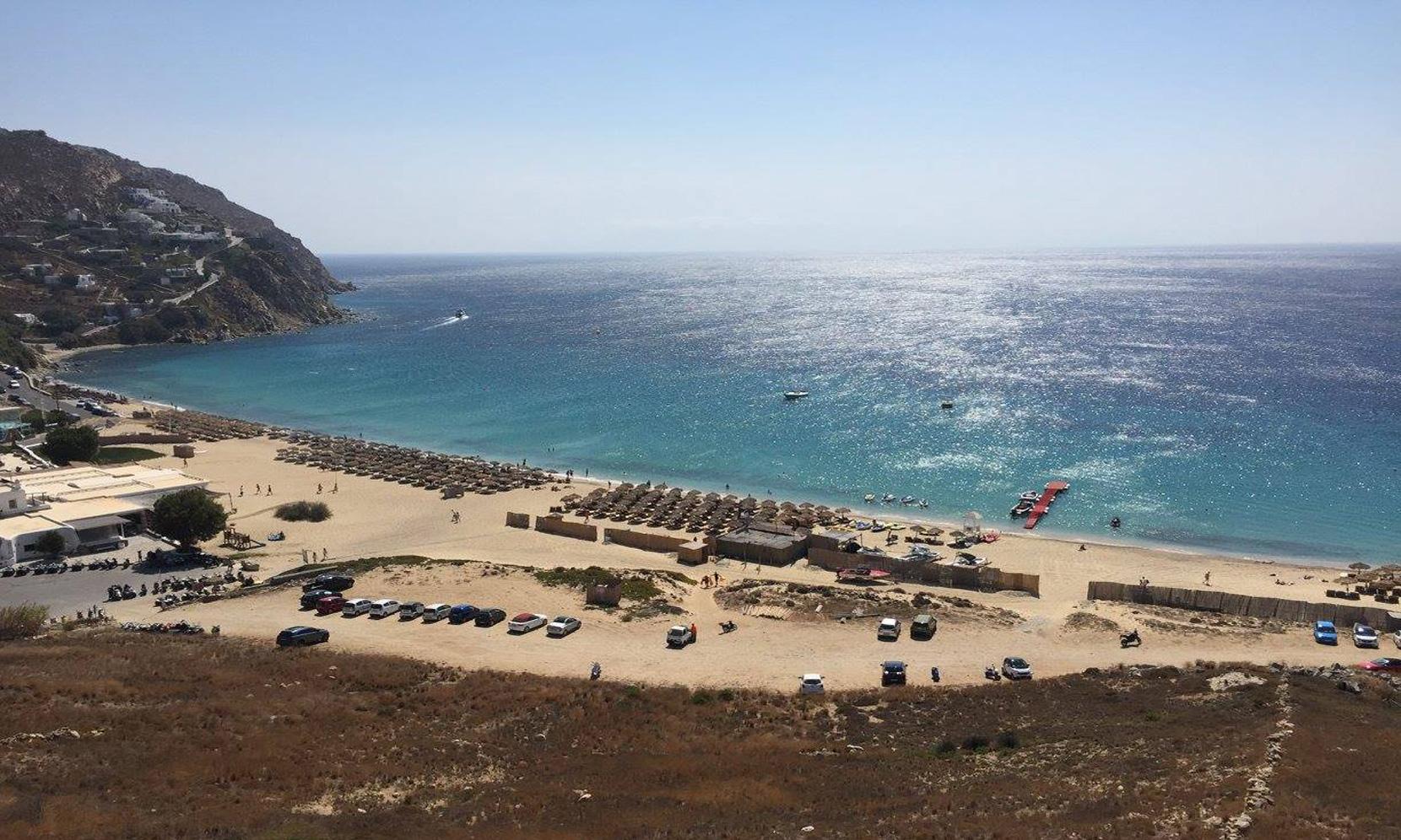 villa elia sea breeze beach