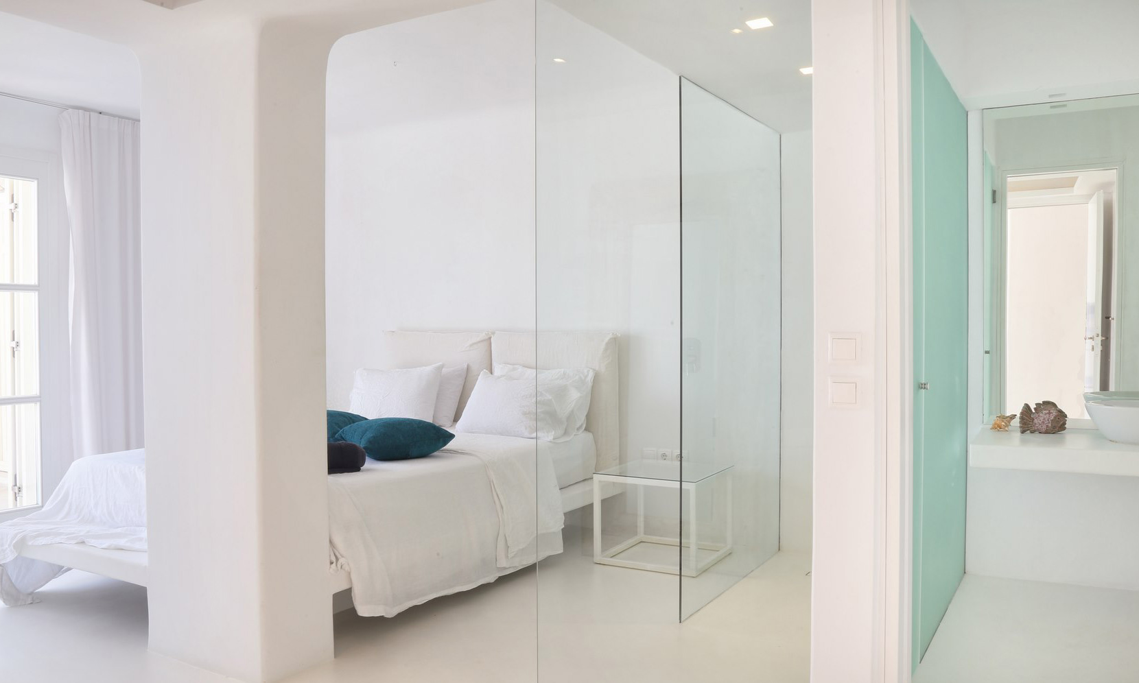bedroom villa elia sea breeze