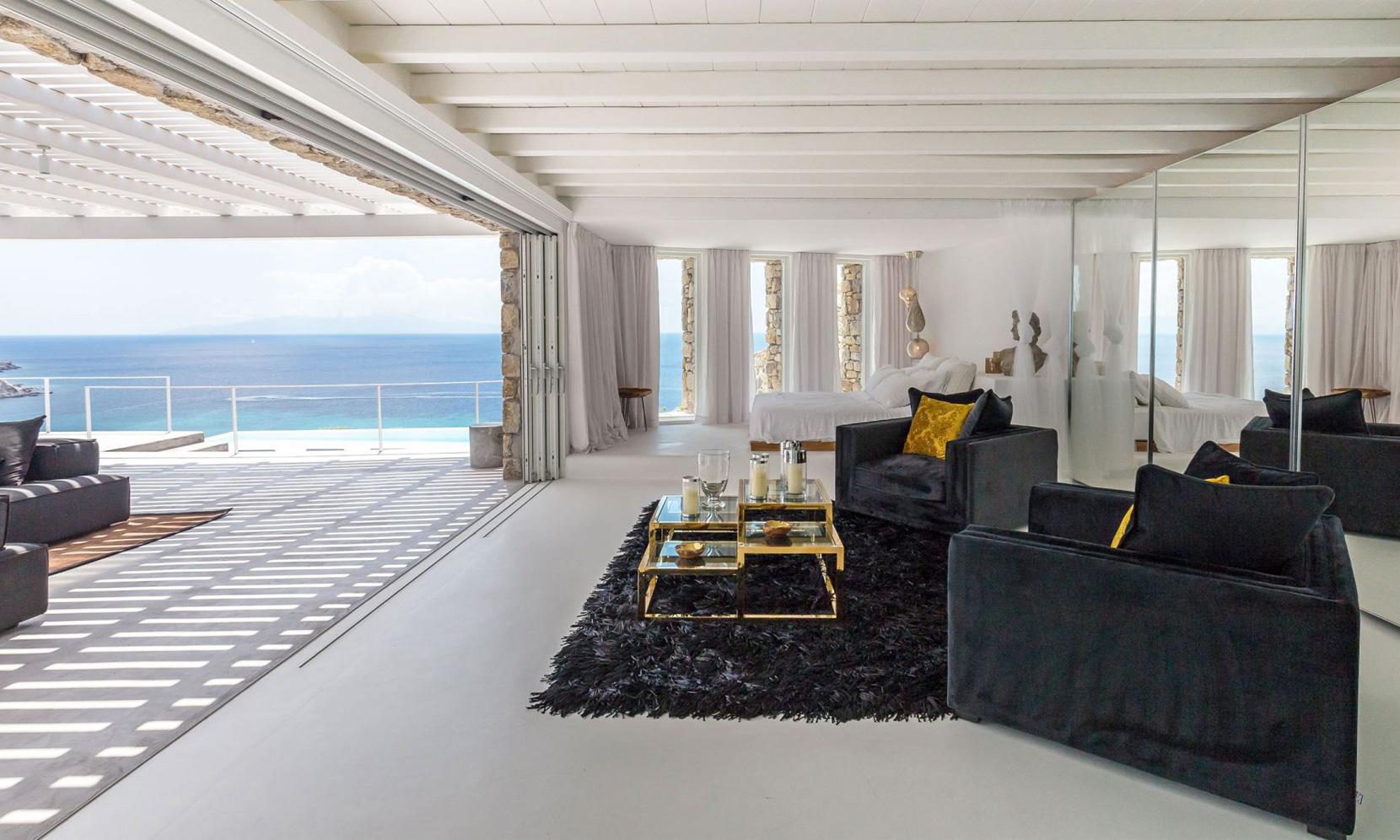 villa elia sea breeze view