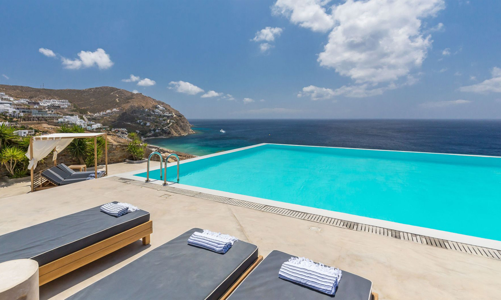 villa elia sea breeze views
