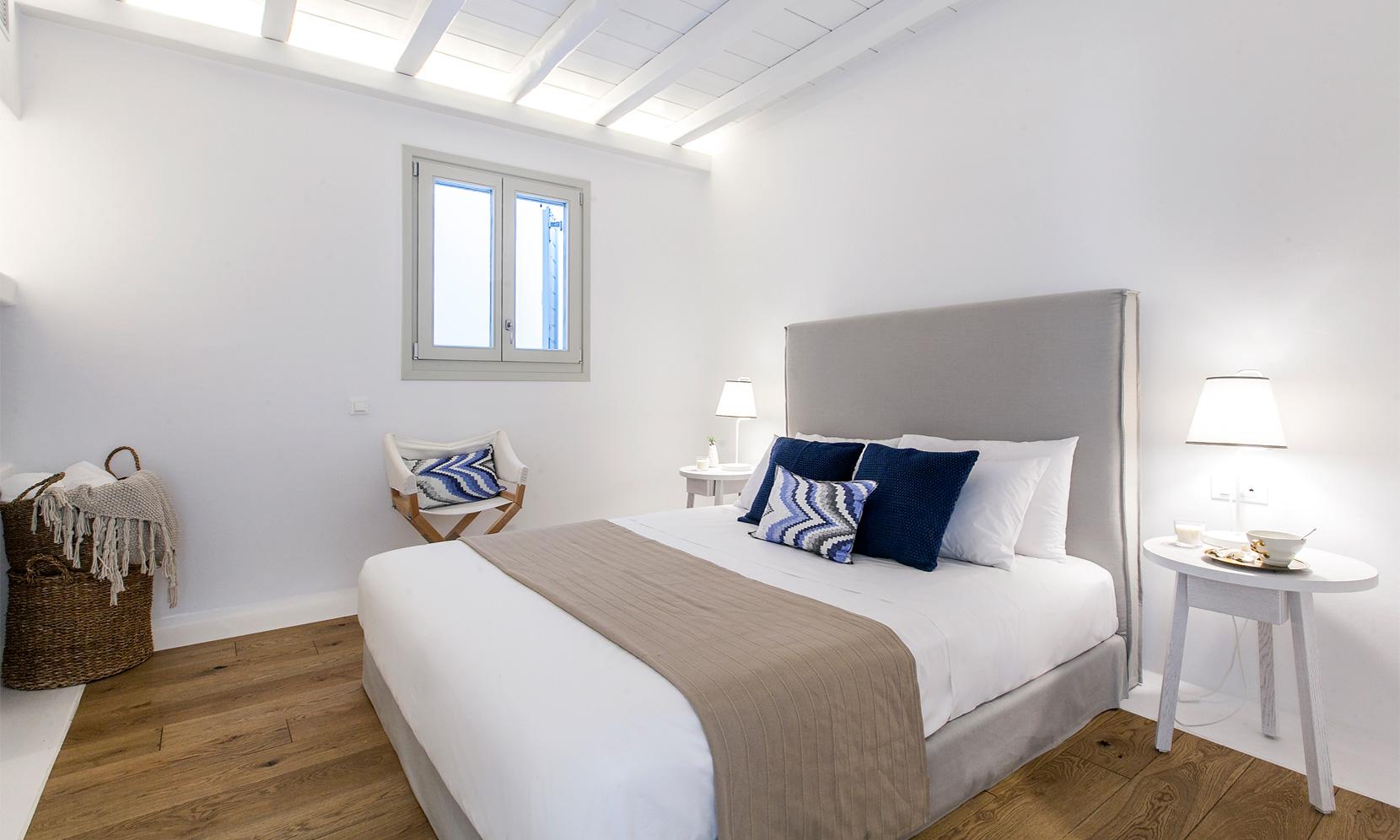villa gialos mykonos room