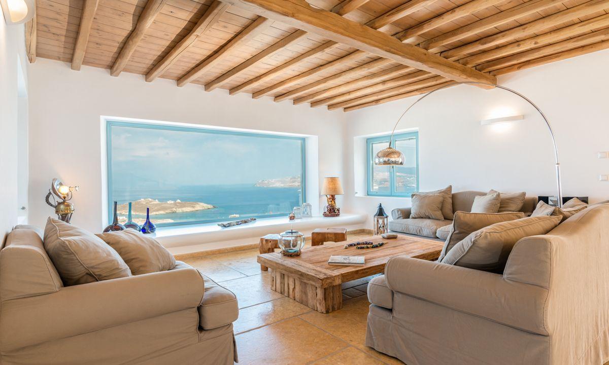 villa patra kanalia lounge