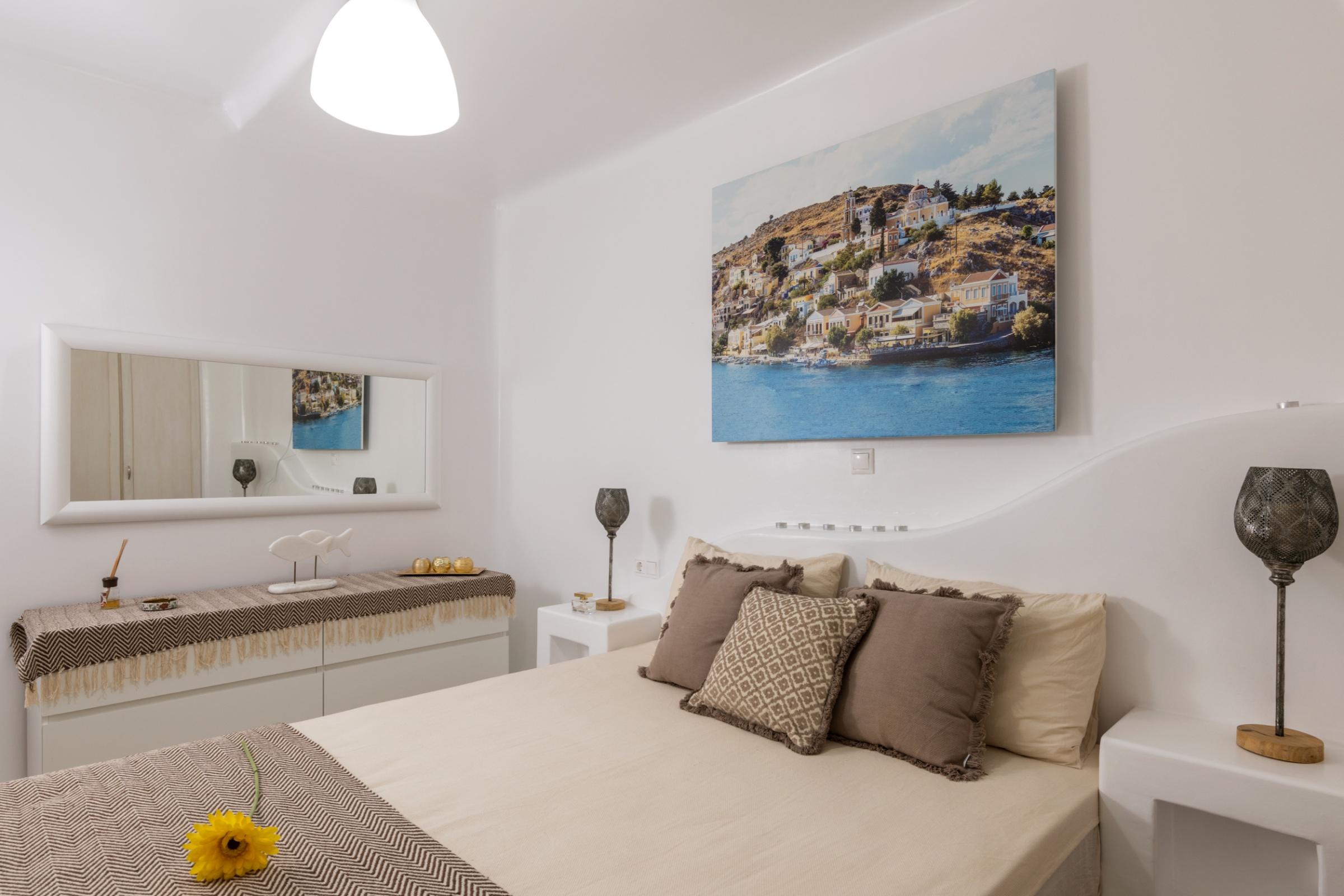 rooms villa cecilia mykonos