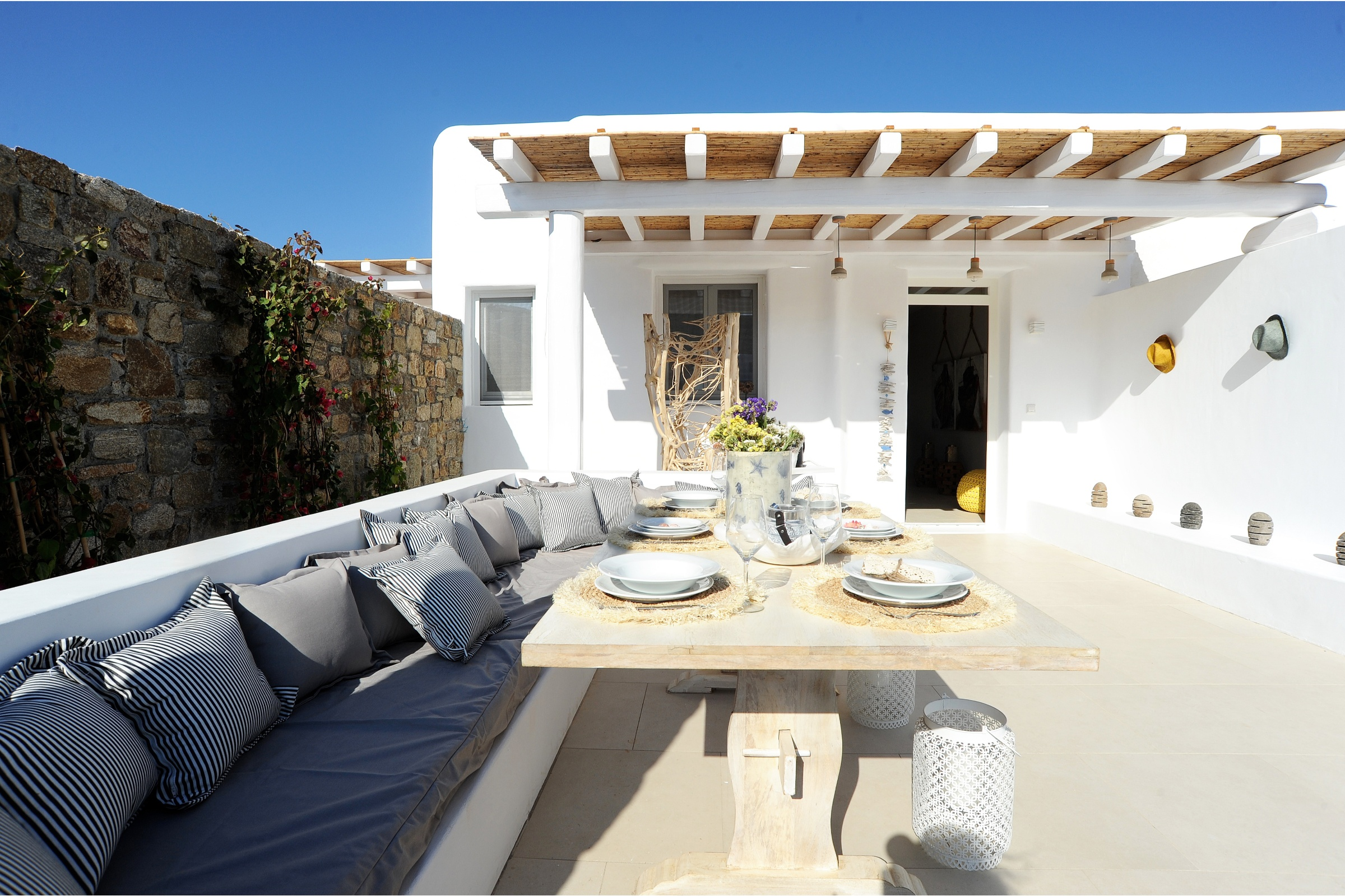 terrace thetos estae 2 bed villa