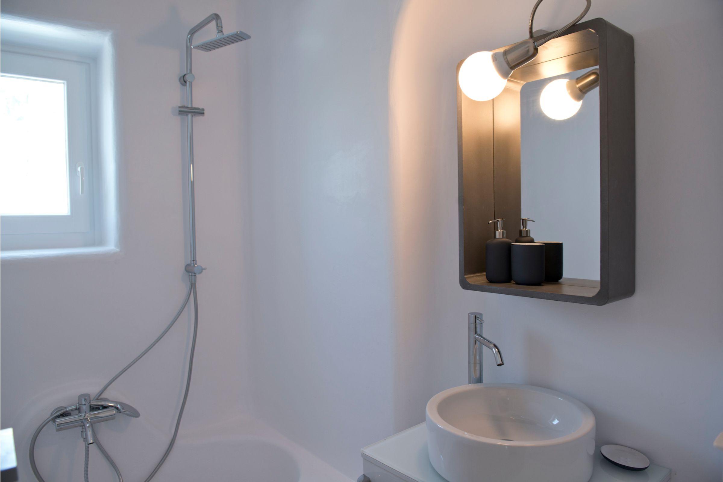 tourlos private estate bathroom