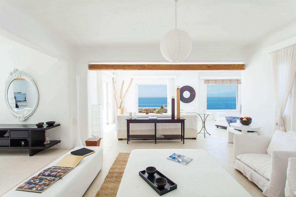 villa cassey aleomandra mykonos lounge