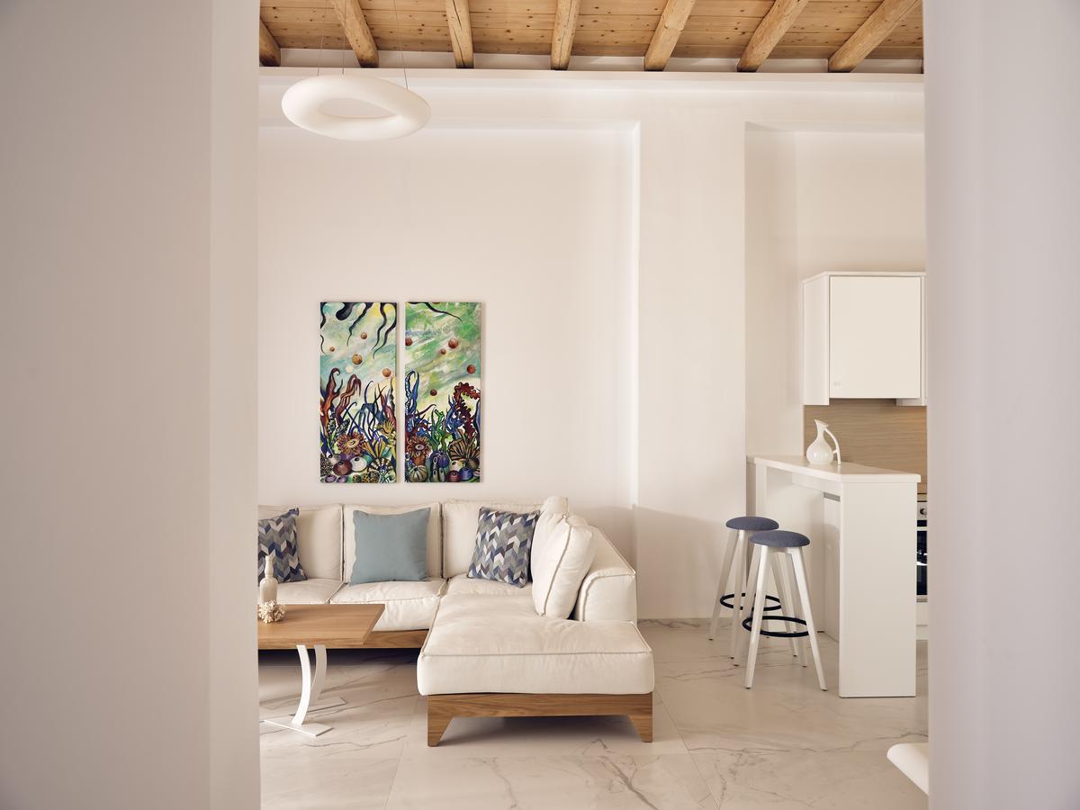luxury boutique villas mykonos