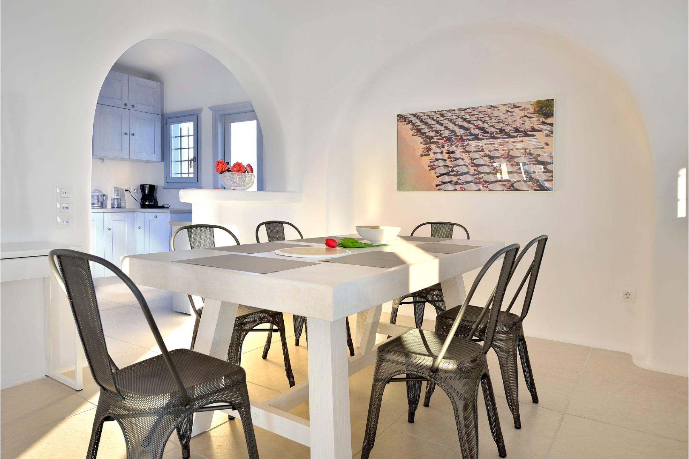 interior villa mykonian bianca