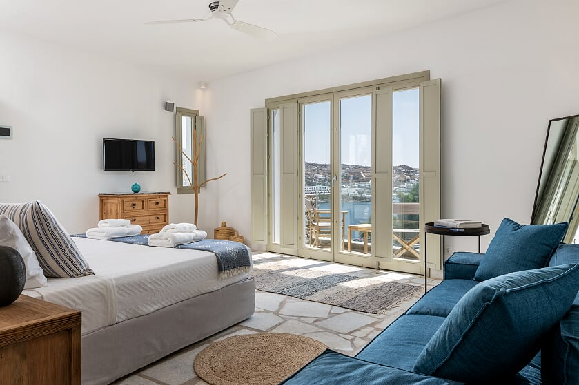 bedrooms villa orinda agios lazaros