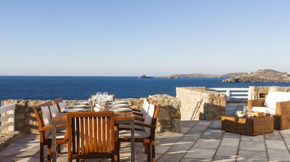 Villa aqua azul Agios Lazaros