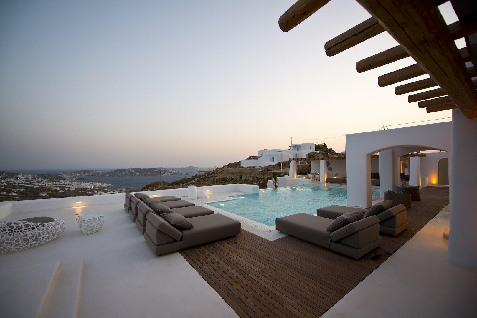 large villas mykonos