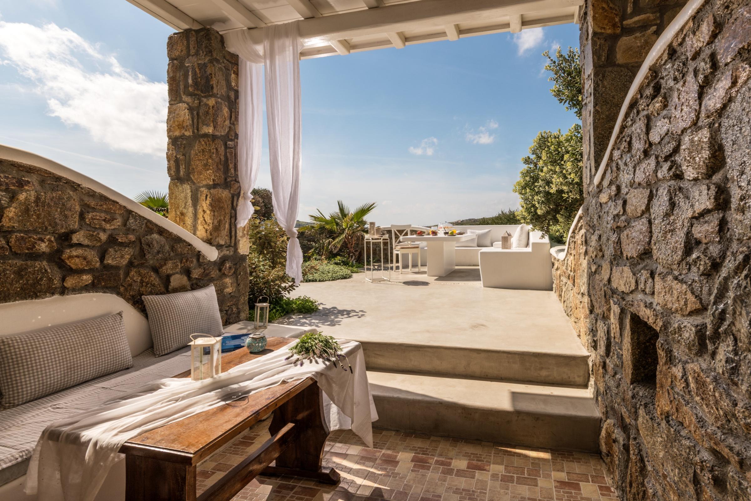terrace villa cecilia mykonos