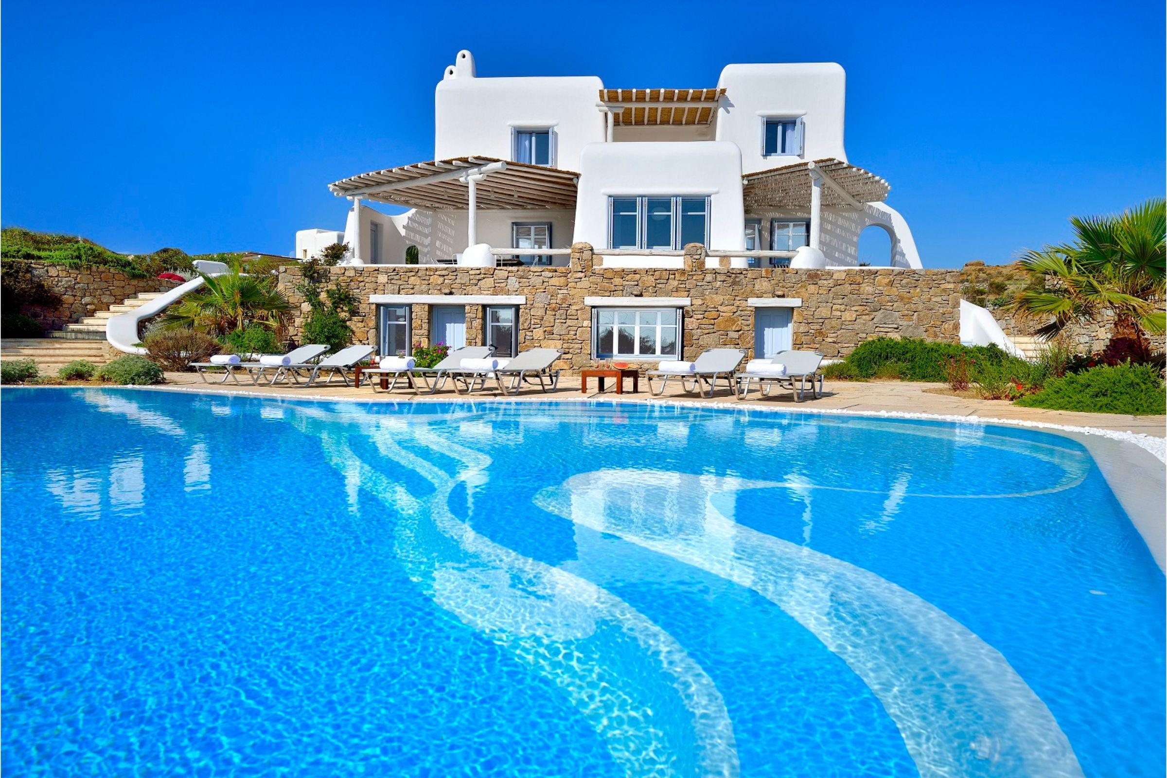 villa mykonian bianca