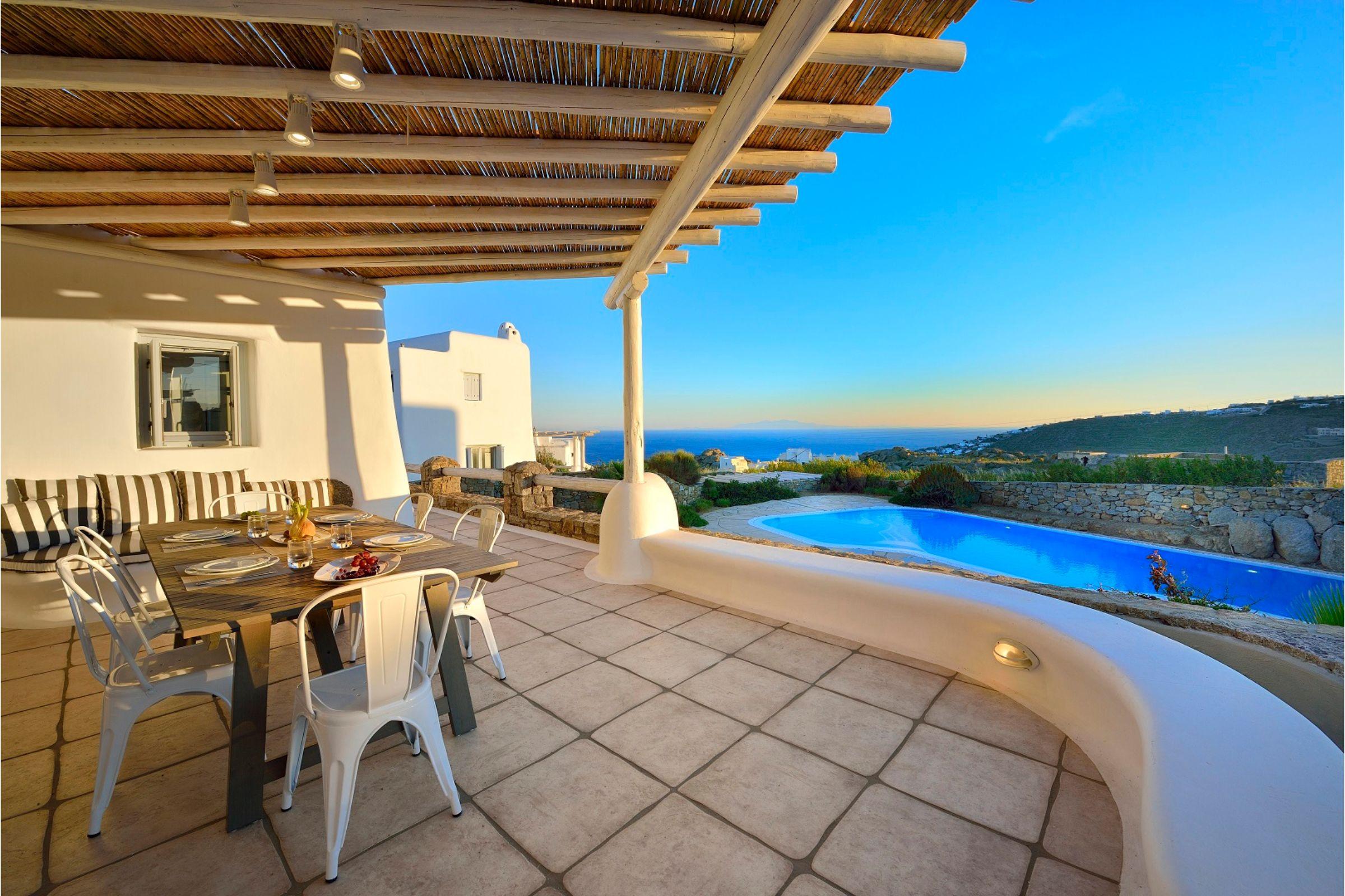 villa mykonian bianca terrace