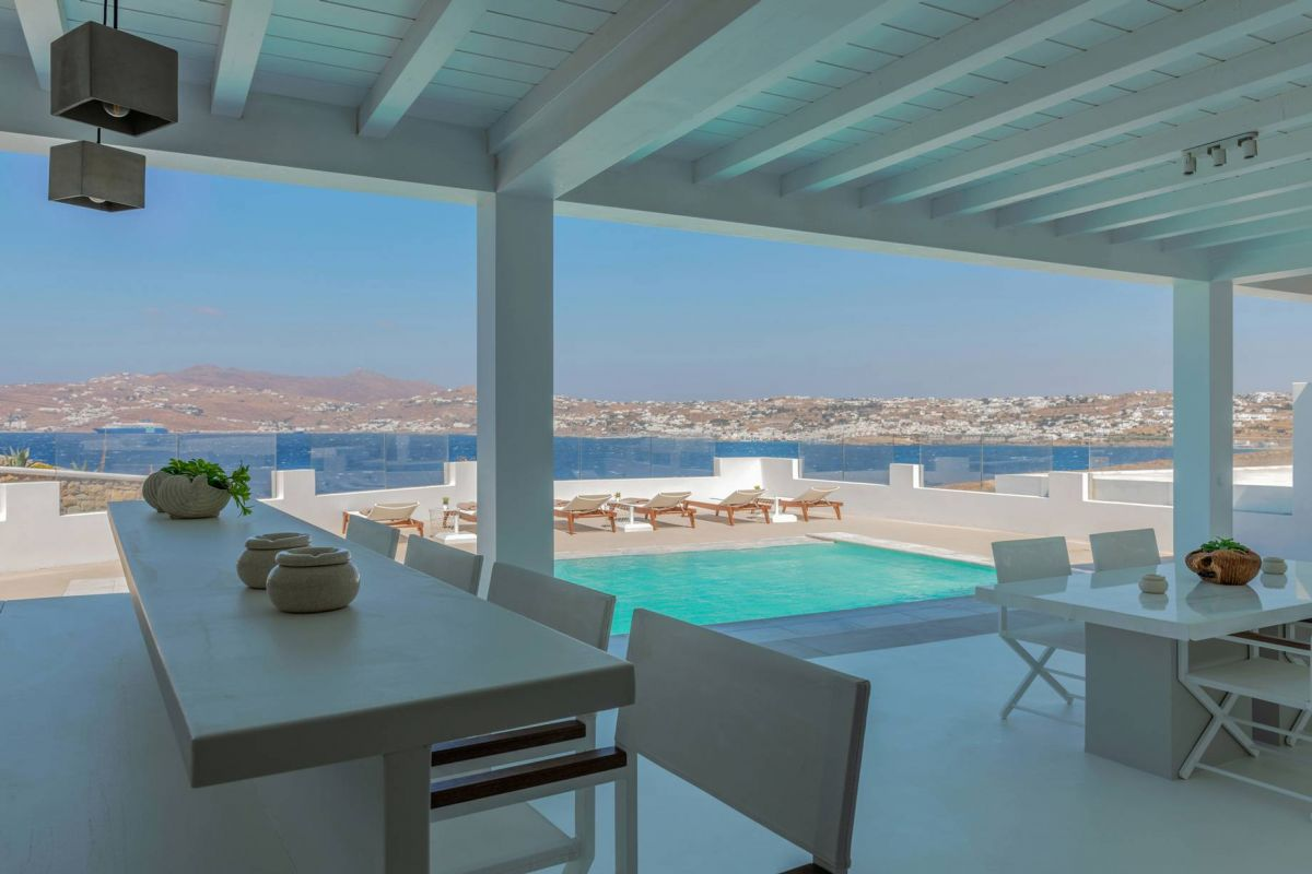 views olia villas kanalia mykonos