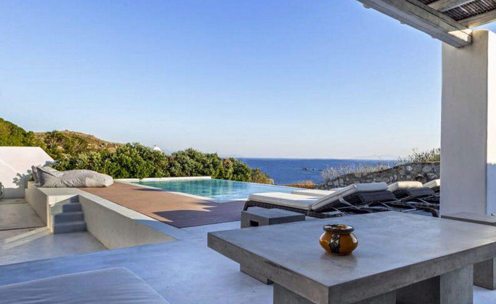 Villa Summer Blue