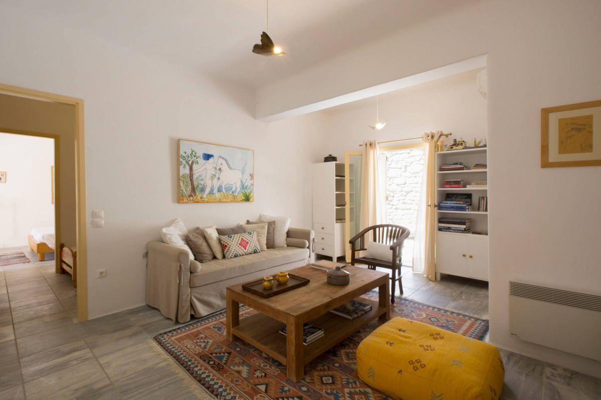 villa sunlight agios ioannis lounge