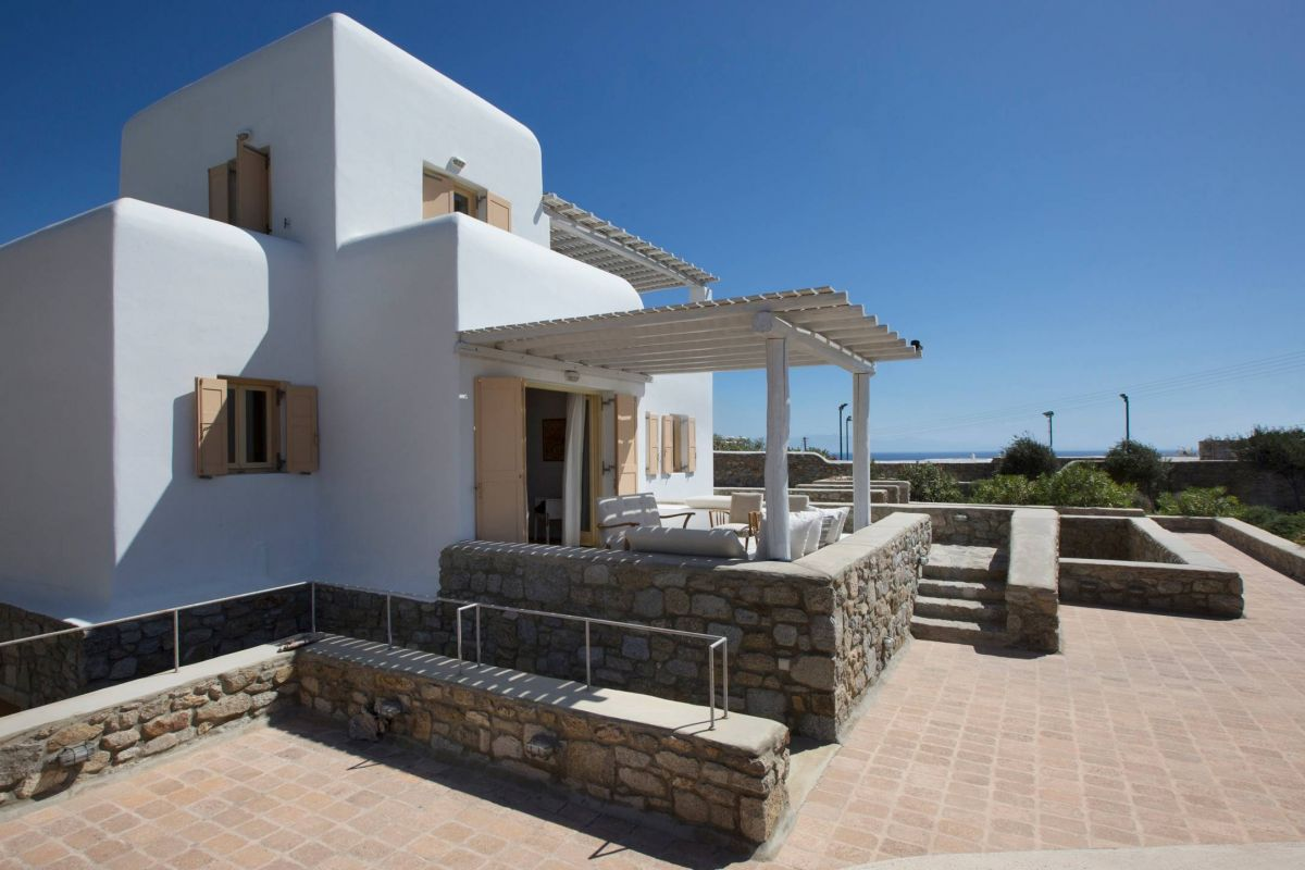 terrace villa sunlight agios ioannis