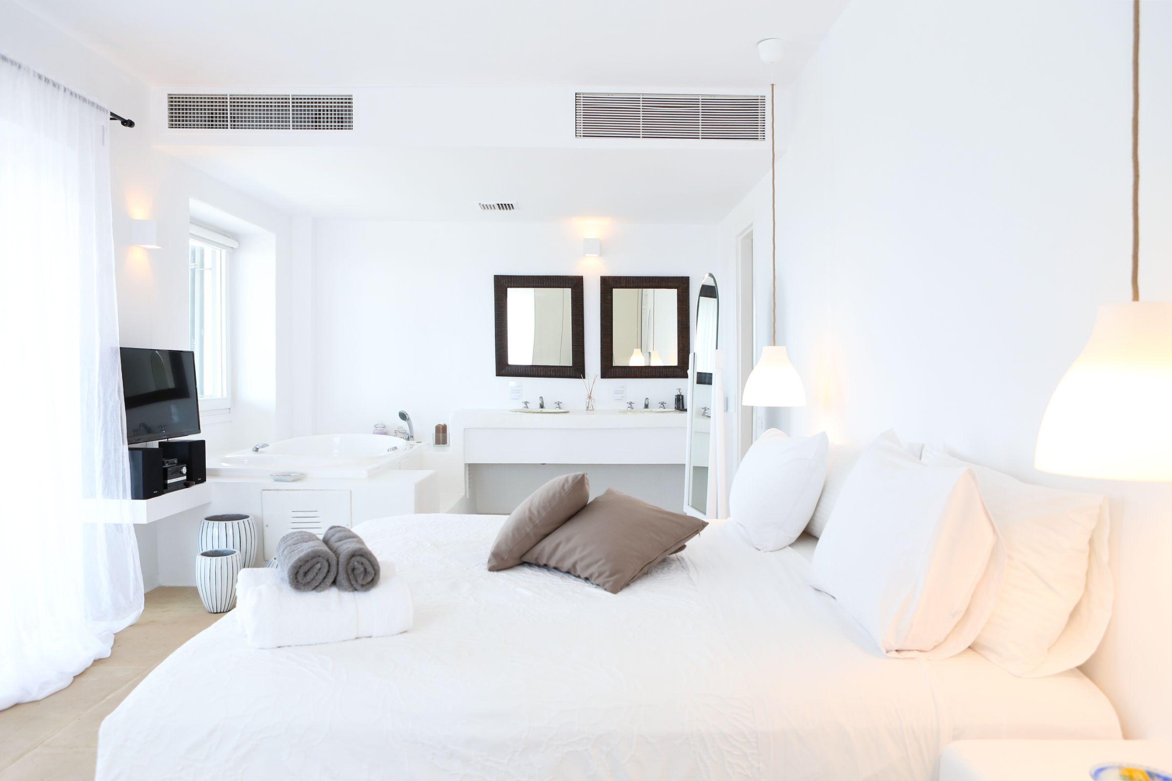 villa rentals mykonos