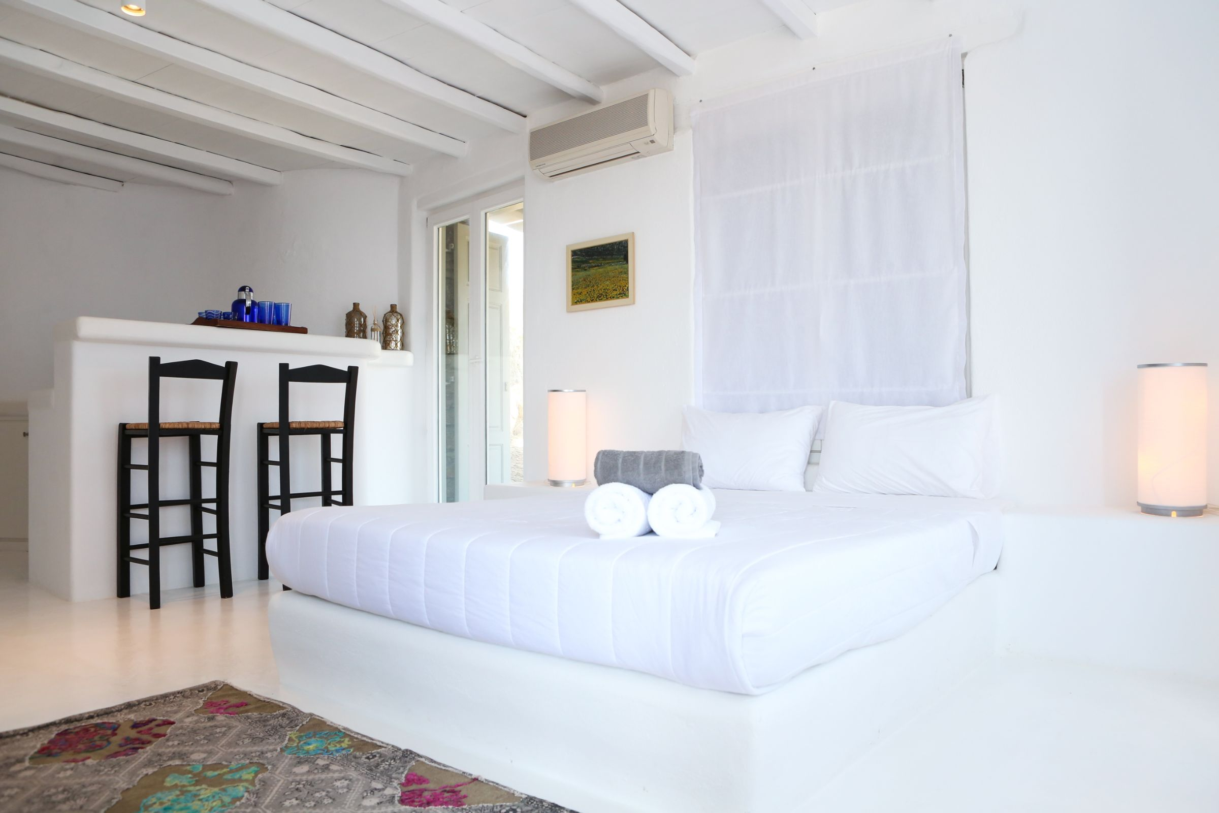 pyrgi private estate mykonos suite
