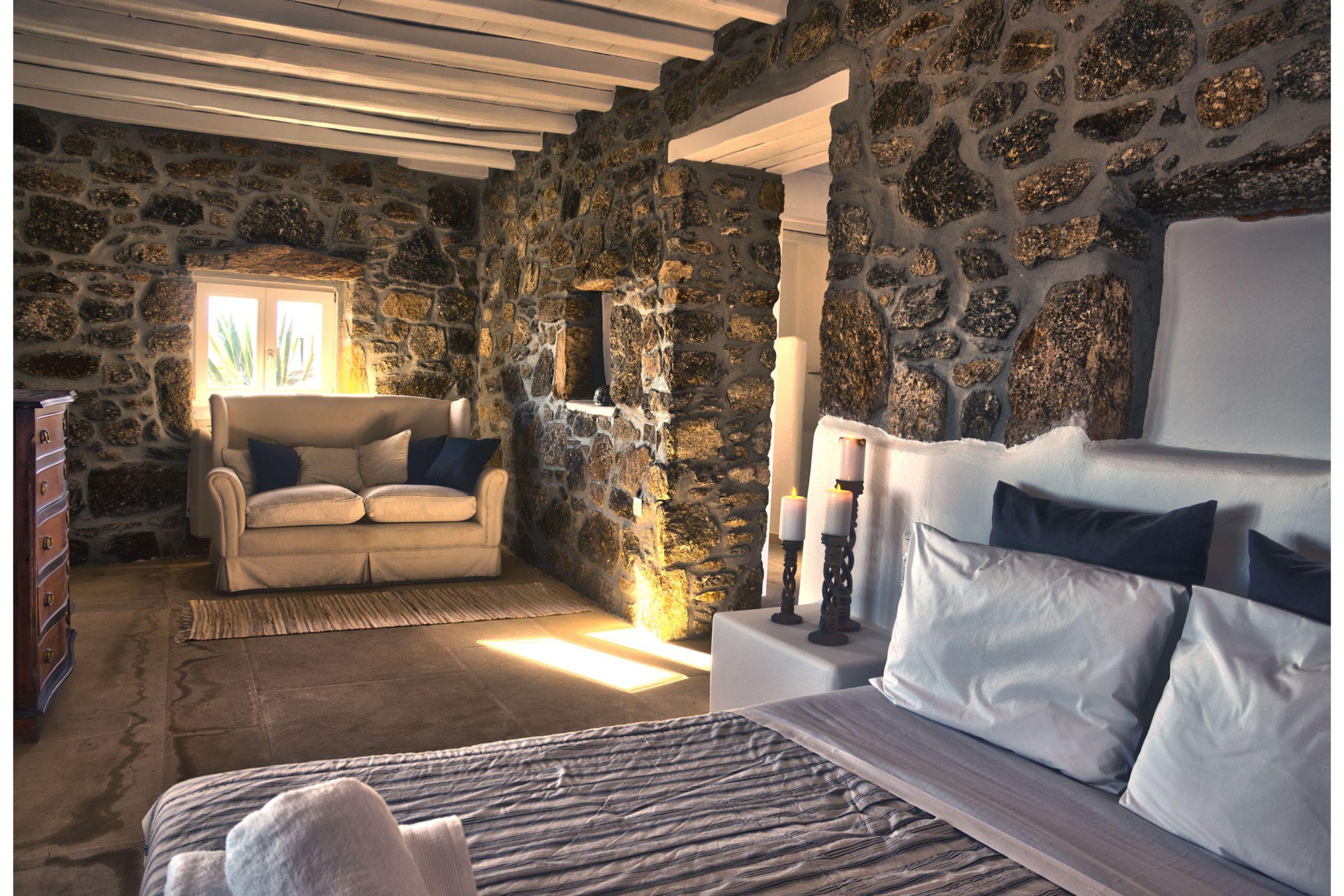 pyrgi private estate mykonos guest house