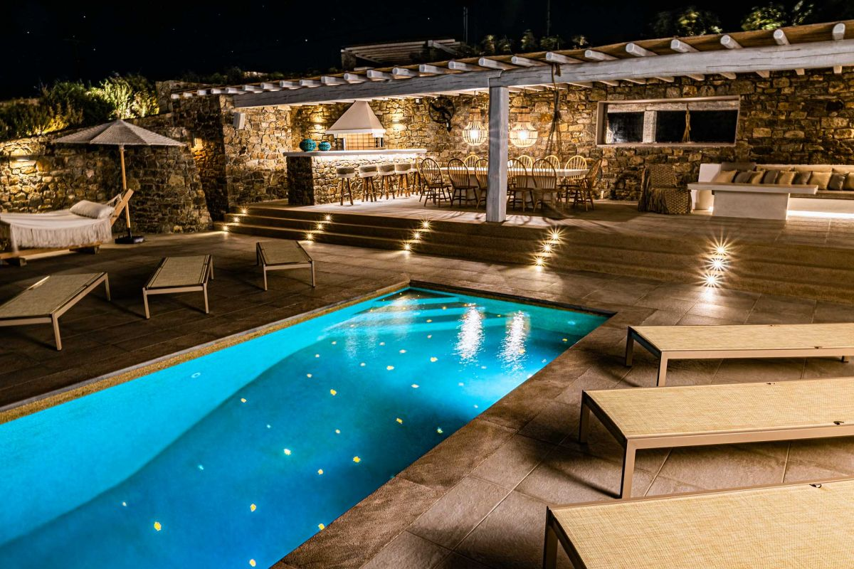 mykonos 5 bedroom villas