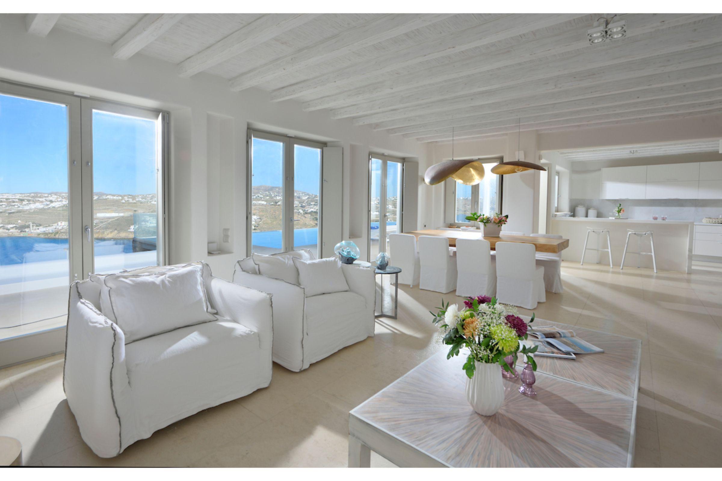 villa angel ornos lounge