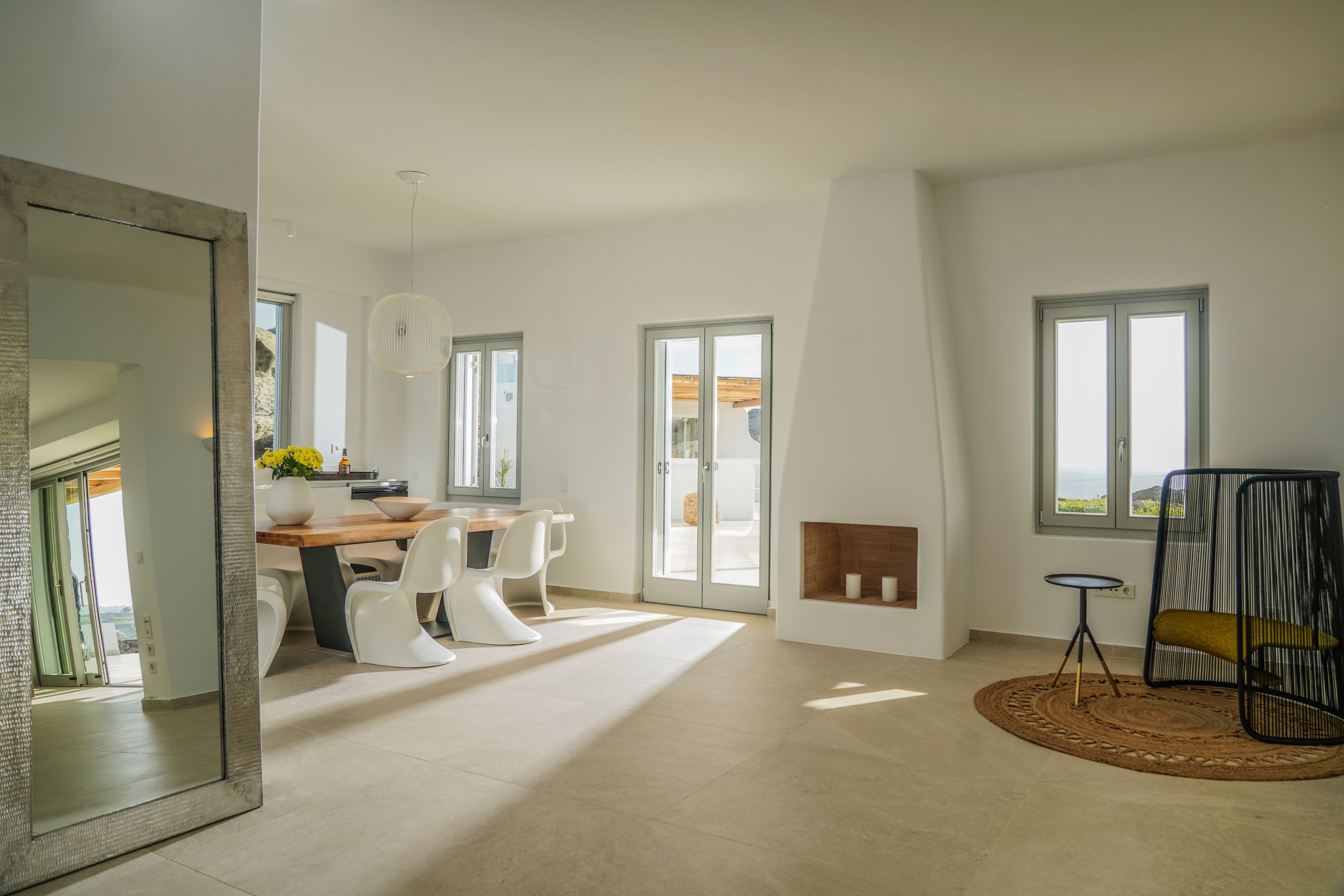 lounge area villa ithra super paradise