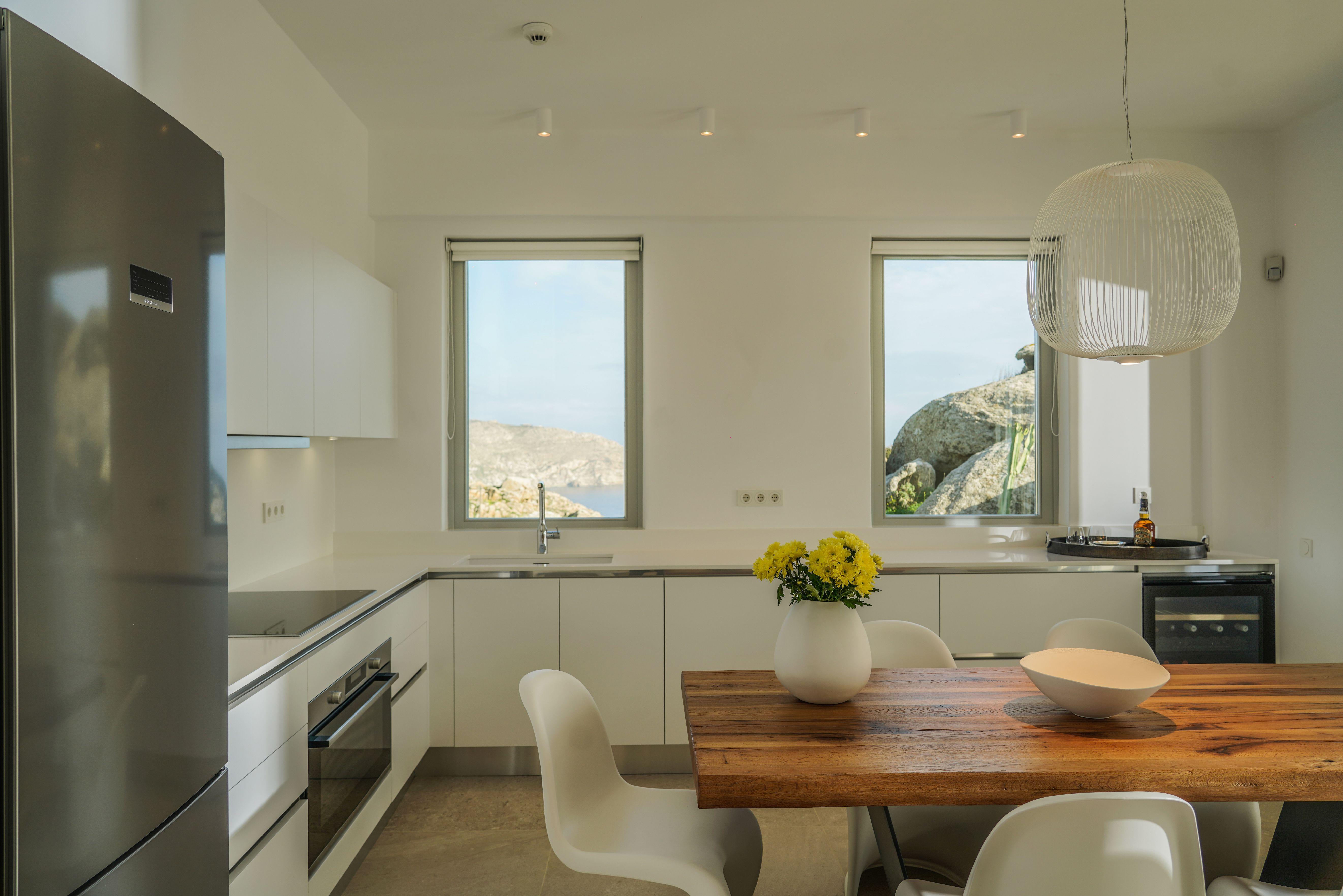kitchen dining villa ithra super paradise